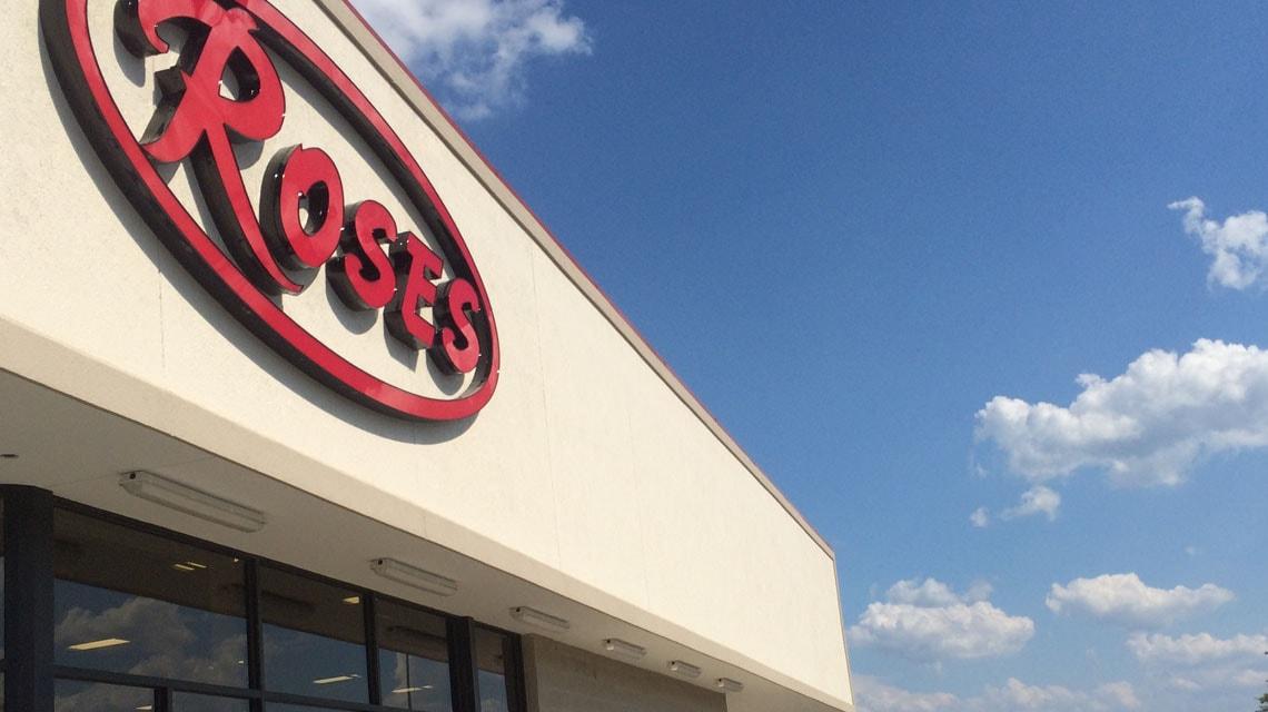 Rose's Department Store  Thomasville, GA